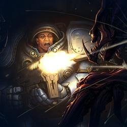 Расы StarCraft II